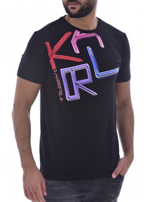 Tee Shirt KARL LAGERFELD KL21MTS02