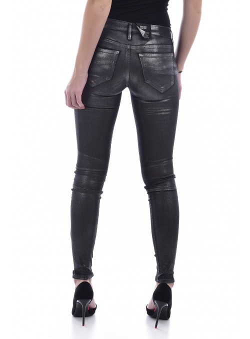 Jeans DIESEL SKINZE-BK 0844Q Noir