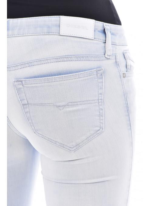 Jeans DIESEL SKINZEE-LOW-S-C 084SR Bleu