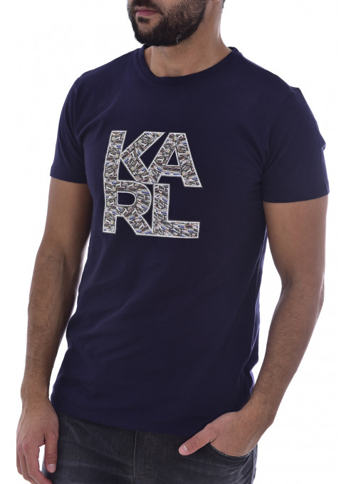 Tee Shirt KARL LAGERFELD KL21MTS01
