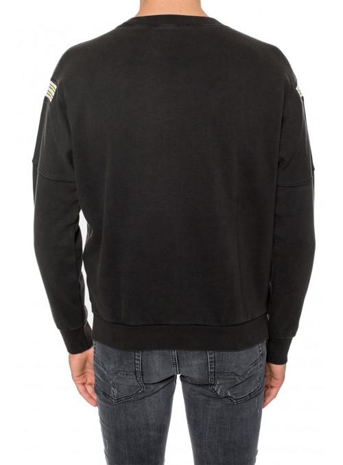 Sweat-Shirt DIESEL S-RADIO Noir